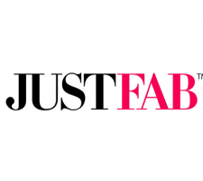 justfab phone number post logo image